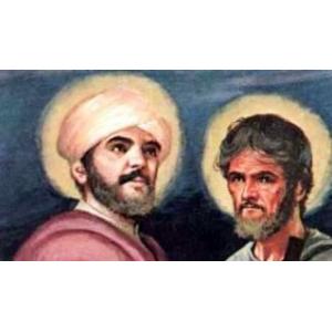 Ngày 03-05 Thánh GIACÔBÊ và PHILIPPHÊ Tông Đồ (Thế kỷ thứ I)