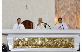 Tin ảnh: Giáo xứ Chánh Tòa Bà Rịa:  Đức Cha Emmanuel dâng Thánh lễ khởi đầu sứ vụ Giám Mục Chánh Toà Bà Rịa