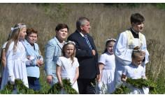 Con trai của Thủ tướng Ba Lan vừa được thụ phong linh mục