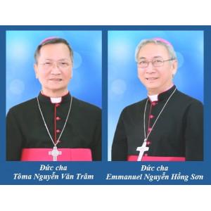 Giáo phận Bà Rịa: Đức cha Emmanuel Nguyễn Hồng Sơn kế nhiệm Giám mục chính toà Bà Rịa