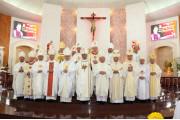 VIDEO: Thánh lễ tạ ơn mừng hồng ân ngân khánh giám mục Đức cha Tôma Nguyễn Văn Trâm- Giám mục Giáo phận Bà Rịa - Ngày 06.5.2017 tại Nhà thờ Chánh Toà Bà Rịa