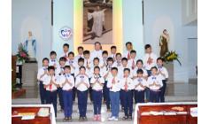 Tin ảnh: Giáo họ biệt lập Thanh An: 28 thiếu nhi rước lễ lần đầu