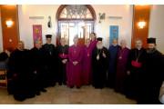 Tổng giám mục Anh giáo Justin Welby viếng thăm Nazareth