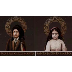 Tiểu sử hai Thánh Francisco Marto và Jacinta Marto được tuyên thánh ngày 13 tháng 5, 2017