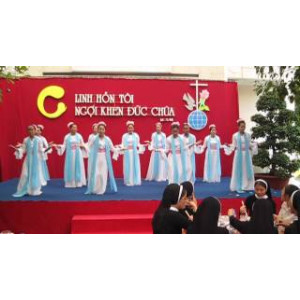Thư mời tham dự Khóa sinh hoạt tìm hiểu ơn gọi của Hội Dòng Mến Thánh Giá Tân Việt