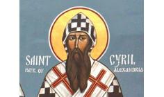 Ngày 27-06 Thánh CYRILLÔ ALEXANDRINÔ Giám Mục, Tiến Sĩ Hội Thánh (+444)