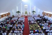 Đền Thánh Đức Mẹ Bãi Dâu:  Đại lễ kính Thánh Tâm Chúa Giêsu