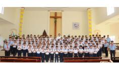 Tin ảnh: Giáo xứ Hòa Lâm: 116 Thiếu nhi Rước Lễ Lần Đầu