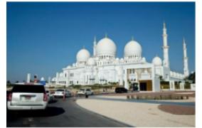Một thánh đường Hồi giáo ở Abu Dhabi được đổi tên