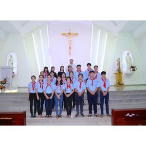 Giáo xứ Long Kiên: Mừng lễ Sinh nhật Thánh Gioan Tẩy Giả- Bổn Mạng Giáo lý Viên giáo xứ