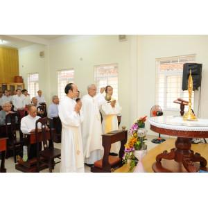 Nhà Hưu dưỡng Linh mục Giáo phận Bà Rịa: Đón chào quý Cha Cố nghỉ hưu