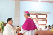 Giáo họ Biệt lập Tân Bình: Đón Cha Tân Phụ trách Tiên khởi Phanxicô Xaviê Nguyễn Văn Đăng