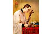 Ngày 21-06 Thánh LUY GONZAGA  Tu Sĩ (1568 - 1591)