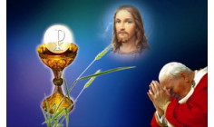 Cầu nguyện trước Thánh Thể- Ngày 18.6.2017 – Lễ Mình Máu Thánh Chúa Kitô – Ga 6,51-59