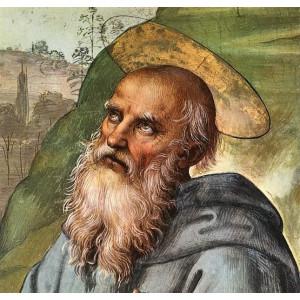 Ngày 11-07 Thánh BÊNÊDITÔ  Tu Viện Trưởng (480 - 547)