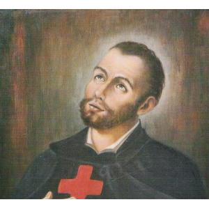 Ngày 14-07 Thánh CAMILLÔ LELLIS Linh Mục - (1550 - 1614)