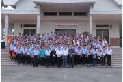 Giáo xứ Láng Cát: Khóa huấn luyện Giáo Lý viên cấp II Hạt Long Hương