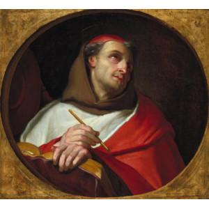 Ngày 15-07 Thánh BÔNAVENTURA Giám mục, tiến sĩ hội thánh.(1221 - 1274)