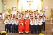 Giáo xứ Thủy Giang: Thánh lễ ban Bí tích Thêm Sức
