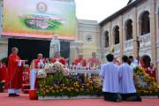 Giáo phận Qui Nhơn: Thánh lễ khai mạc Năm Thánh mừng 400 năm Loan Báo Tin Mừng