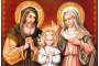 Ngày 26-07 Thánh GIOAKIM VÀ ANNA Phụ Mẫu Của Đức Trinh Nữ Maria