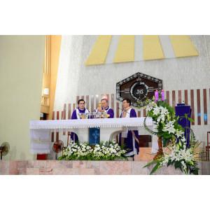 Thánh Lễ An Táng Thân Phụ của Đức TGM Giuse Nguyễn Chí Linh