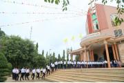 Giáo xứ Hòa Thuận: Thánh lễ ban Bí tích Thêm sức