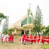 Tin ảnh: Giáo xứ Vinh Hà: Thánh lễ ban Bí tích Thêm sức