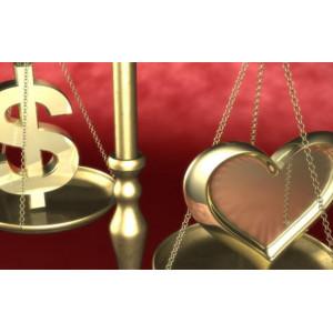 Tiền bạc và tình yêu, rốt cuộc thứ nào mới là quan trọng nhất?