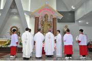 Giáo xứ Vinh Châu: Ban Thánh nhạc Giáo phận mừng lễ Thánh Giáo hoàng Piô X Bổn mạng các Ca đoàn, Nhạc đoàn trong giáo phận
