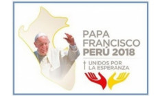 Toà thánh công bố logo và khẩu hiệu chuyến tông du của Đức Thánh Cha Phanxicô đến Peru