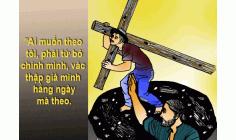CÁC BÀI SUY NIỆM LỜI CHÚA  CHÚA NHẬT XXII THƯỜNG NIÊN – NĂM A