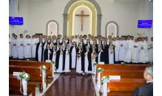 Hội Dòng Nữ Đa Minh Bà Rịa mừng hồng ân thánh hiến