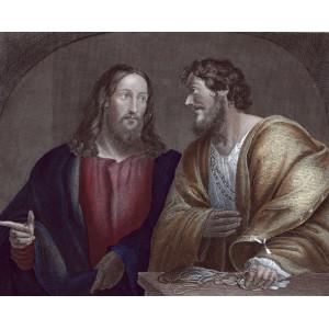 21.9.2017 – Thứ năm: Thánh Matthêô, Tông đồ, Tác giả Sách Tin Mừng