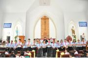Giáo xứ Hòa Sơn: Khai giảng năm học Giáo lý 2017 - 2018