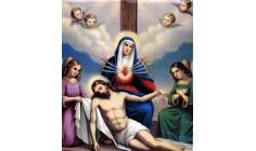 15.09.2017- Thứ Sáu tuần 23 Thường niên A- Lễ Đức Mẹ Sầu Bi