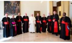 Hội đồng Hồng y tư vấn nhóm họp Khoá thứ 21