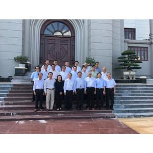 Uỷ ban Giáo dân: Gặp gỡ các Linh mục Trưởng ban Giáo dân của hai Giáo tỉnh Huế và Hà Nội