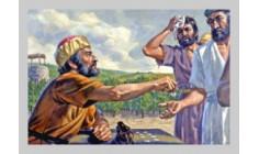 CÁC BÀI SUY NIỆM LỜI CHÚA  CHÚA NHẬT XXV THƯỜNG NIÊN – NĂM A