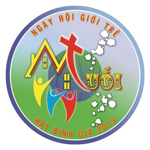 Logo Ngay hoi Gioi tre hat Binh GIa 2013 - Copy