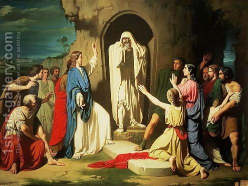 The-Resurrection-Of-Lazarus