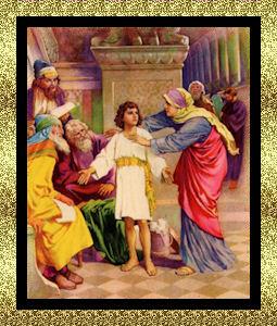 TÌM HIỂU VỀ CUỘC ĐỜI THƠ ẤU CỦA ĐỨC GIÊSU.