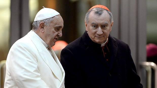 pope and parolin