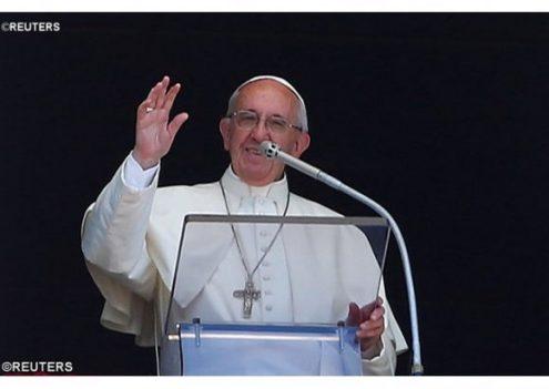 ĐTC Phanxicô: Sống Bí Tích Thánh Thể là sống Yêu Thương như Thầy Giêsu đã sống