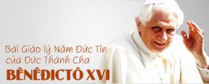 Giáo lý Năm Đức Tin của Đức Thánh Cha - Bài I