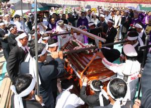 Hình ảnh: Thánh lễ An táng Cha Giuse Phạm Ngọc Tuyến