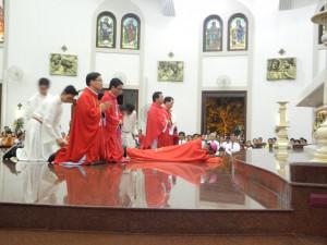 [Hình ảnh] Thứ sáu Tuần Thánh tại Nhà Thờ Chánh Tòa Bà Rịa