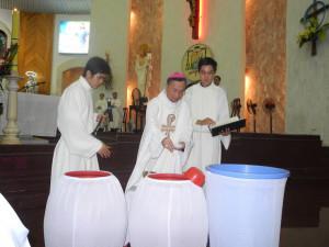 [Hình ảnh] Thánh lễ Vọng Phục Sinh tại Nhà Thờ Chánh Tòa