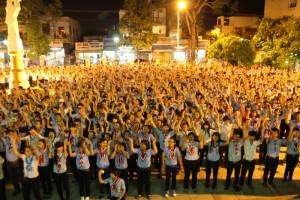 Giáo Lý Viên Giáo phận Bà Rịa mừng bổn mạng Anrê Phú Yên 26.7.2013