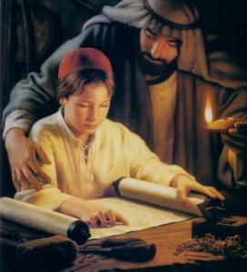 Học bạ của Chúa Giê-su